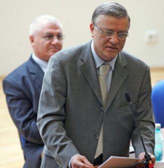 Mircea Sandu si Dumitru Dragomir au fost achitati de Curtea de Apel