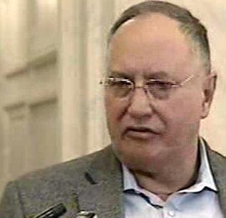 Mircea Toader: Nu am informatii despre o eventuala demisie a premierului