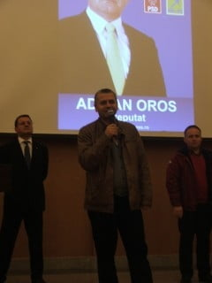 Mircia Giurgiu, candidatul USL in Colegiul 1 - Senat a intrat oficial in campania electorala