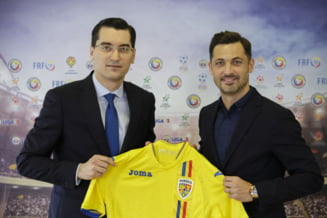 Mirel Radoi, noul manager al nationalei de tineret a Romaniei - oficial