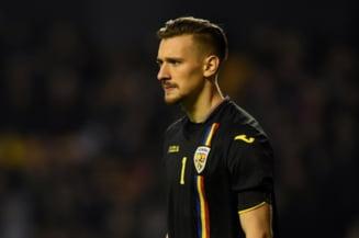 "Mirel Radoi a luat decizia in privinta portarului Ionut Radu. Jucatorul de la Inter Milano fusese ""blocat"" in Italia"