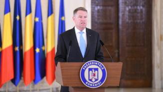 Miscare neasteptata a lui Iohannis: Consulta Parlamentul inca o data pe referendum