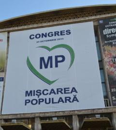 Miscarea Populara risca un proces, la o zi dupa alegerea lui Traian Basescu