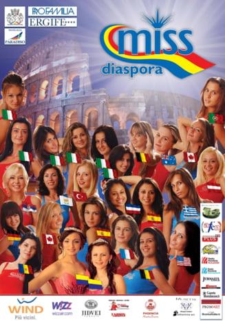 Miss Diaspora 2011 - voteaza-ti preferata! (Galerie foto)