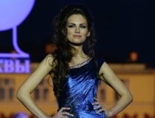 Miss Moscova 2013, o studenta pasionata de broderie