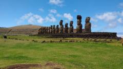 Mister descifrat legat de statuile de pe Insula Pastelui