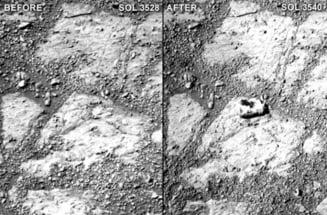 Mister pe Marte: Specialistii NASA sunt uluiti de descoperire