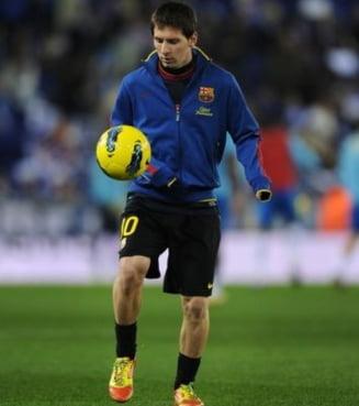 Misterele creierului lui Messi