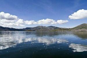 Misterele lacului Titicaca si ale incasilor (Galerie foto)