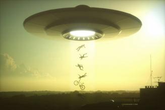 """Misterioasa Zona 51, proiectul secret al Statelor Unite. """"Am lucrat la o farfurie zburatoare si am vazut un extraterestru"""" VIDEO"""