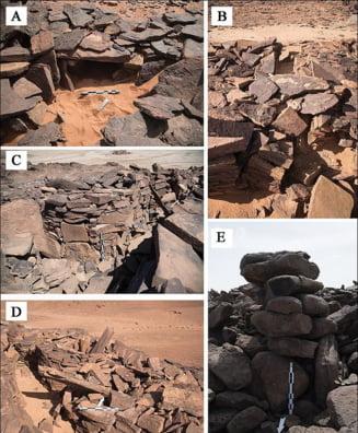 Misterioase structuri, mai vechi decat piramidele din Egipt, descoperite in Orientul Mijlociu