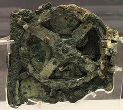 Misteriosul mecanism Antikythera - antica inventie ce a uimit lumea (Video)