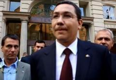 """Misterul """"portofelului"""" invocat in dezbaterea Ponta-Iohannis (Video)"""