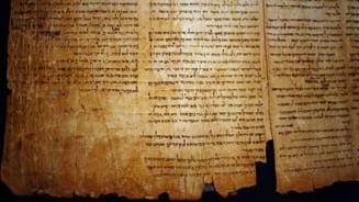 Misterul Manuscriselor de la Marea Moarta, descifrat dupa 75 de ani VIDEO