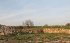 Misterul cetatii Helis din Baragan, fortificatia unde este ascunsa comoara regelui dac Dromichete
