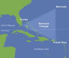 Misterul din Triunghiul Bermudelor descifrat in urma producerii craterelor din Siberia?