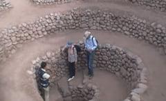 Misterul din jurul unor structuri antice, dezlegat cu ajutorul unor imagini din satelit (Foto&Video)