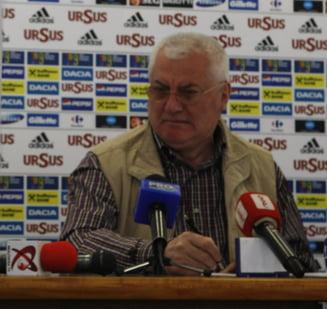 Mitica Dragomir vrea sa revolutioneze Liga 1