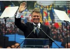 Miting ACL la Cluj! Klaus Iohannis este asteptat de 15.000 de simpatizanti. Va fi si un concert IRIS si Dumitru Farcas