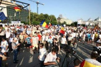 Miting anti-Basescu, organizat si la Ploiesti
