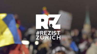 Miting de sustinere pentru Kovesi la Zurich (Video)