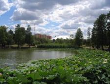 Miting pentru Lacul Circului din Capitala