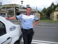 Miting pentru Marian Godina - politistii ies luni in strada