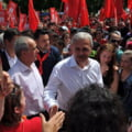 Mitingul PSD in presa internationala: Absurdul romanesc - partidul la putere protesteaza in fata propriului Guvern