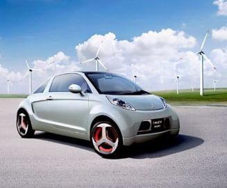 Mitsubishi si Peugeot Citroen vor lansa o masina electrica