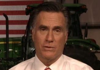 Mitt Romney regreta gafa cu 47% dintre americani sunt asistati social
