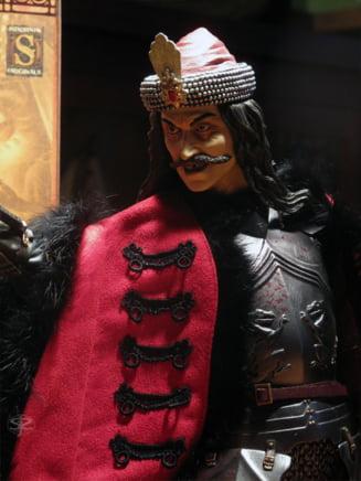Mitul lui Dracula, momeala pentru turisti. Grapini: Nu putem renunta la acest mit