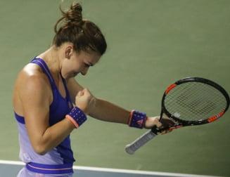 Miza importanta pentru Simona Halep in Dubai: Poate urca pe locul 3 WTA