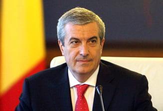 Miza lui Calin Popescu Tariceanu (Opinii)