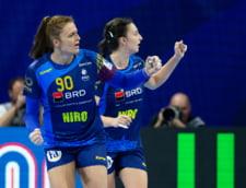 Miza uriasa pentru Eliza Buceschi in finala mica a Campionatului European de handbal, Romania - Olanda