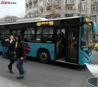 """Mizerie, aglomeratie? Aiurea, STB plateste vloggeri celebri ca sa-i faca reclama: """"Ce bine e cu autobuzul!"""""""