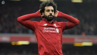 Mo Salah de la Liverpool se pregateste sa devina cel mai bine platit jucator din Premier League - presa
