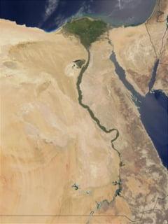 Moarte pe Nil: Un vas s-a scufundat in noaptea de Revelion