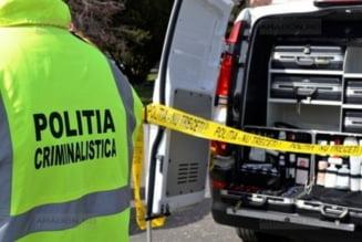 Moarte suspecta intr-o comuna din judetul Giurgiu