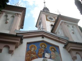 Moastele Sfantului Gheorghe au fost aduse in Romania