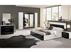 Mobila de dormitor pentru un interior ireprosabil