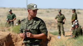 Mobilizare generala in Rusia: Rezervisti din toata tara, chemati sa se invete cu noile arme
