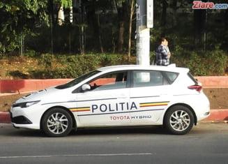 Mobilizare impresionanta pentru prinderea ucigasului politistului din Timis. Au fost trimisi si mascatii de la Bucuresti
