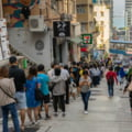 Mobilizare record la alegerile locale din Hong Kong