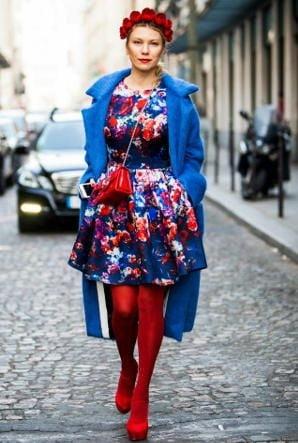 Moda strazii, la Paris - Cum te imbraci daca ajungi in orasul iubirii (Galerie foto)