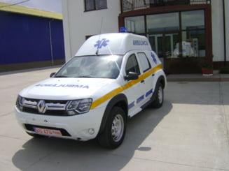 Model inedit de la Dacia