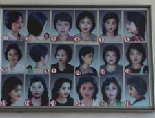 Modele de coafuri din Coreea de Nord - Imagini cu tunsorile aprobate de regim