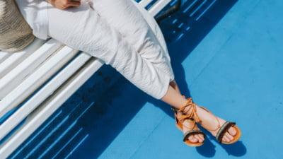 Modele variate de sandale frumoase!