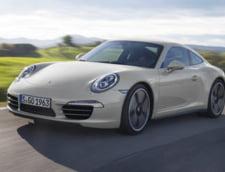 Modelul aniversar Porsche 911 vine in Romania in septembrie