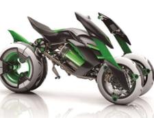 Modelul care poate schimba motocicletele de maine