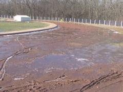 Modernizarea stadionul de atletism, obiectiv al primariei Buzau
